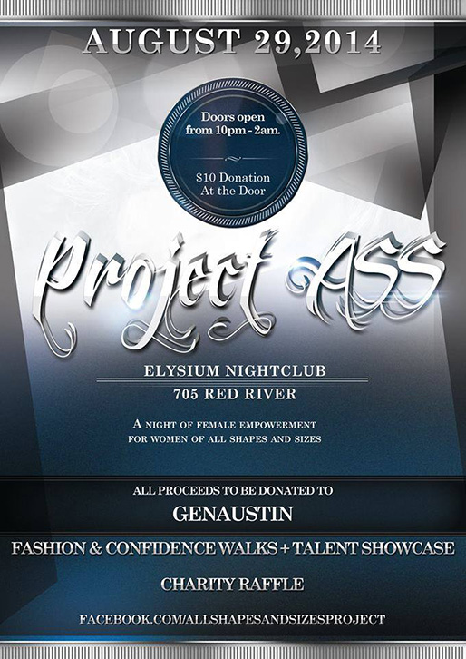 Project A.S.S. Runway and Talent Show