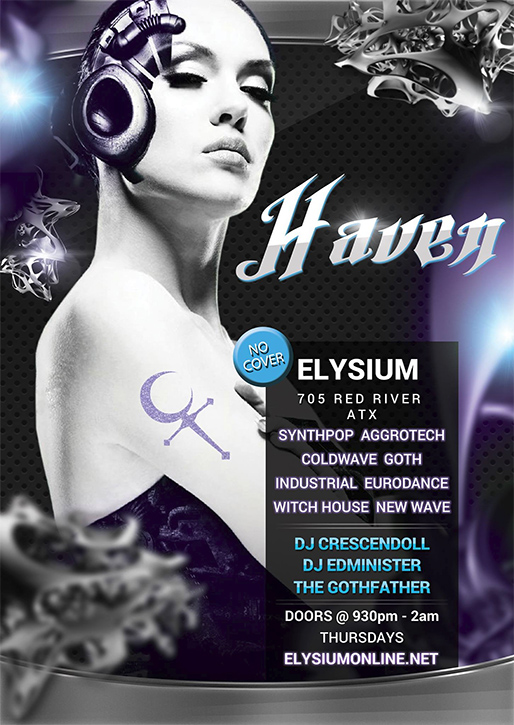 Haven: Goth, Industrial, Synthpop, & Eurodance